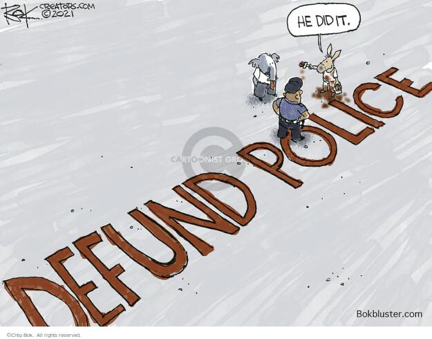 Chip Bok  Chip Bok's Editorial Cartoons 2021-07-01 law