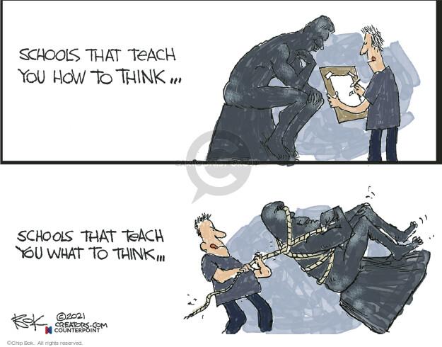 Chip Bok  Chip Bok's Editorial Cartoons 2021-07-16 public