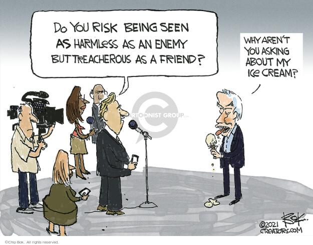 Chip Bok  Chip Bok's Editorial Cartoons 2021-08-21 public