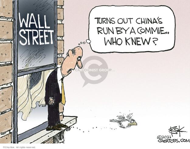 Chip Bok  Chip Bok's Editorial Cartoons 2021-09-21 editorial