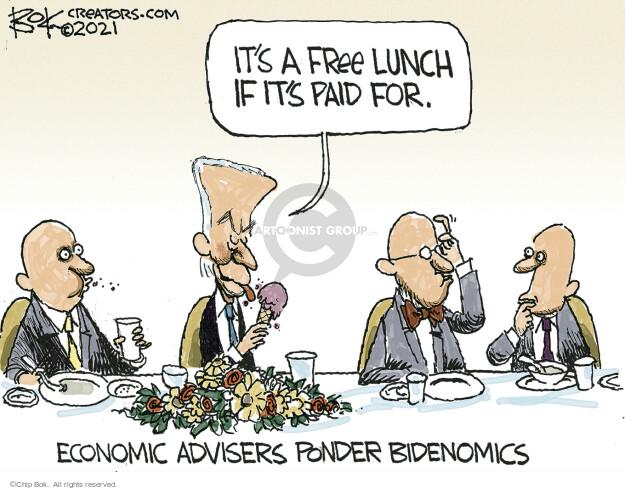 Chip Bok  Chip Bok's Editorial Cartoons 2021-09-29 politics
