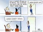 Cartoonist Chip Bok  Chip Bok's Editorial Cartoons 2005-01-31 fail