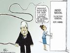 Cartoonist Chip Bok  Chip Bok's Editorial Cartoons 2005-03-14 whip