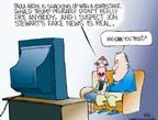 Cartoonist Chip Bok  Chip Bok's Editorial Cartoons 2005-05-06 fake