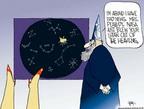 Cartoonist Chip Bok  Chip Bok's Editorial Cartoons 2005-07-06 heaven