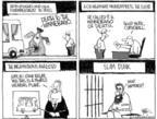 Cartoonist Chip Bok  Chip Bok's Editorial Cartoons 2004-07-19 stand