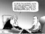 Cartoonist Chip Bok  Chip Bok's Editorial Cartoons 2005-07-29 far