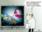 Cartoonist Chip Bok  Chip Bok's Editorial Cartoons 2005-08-23 life