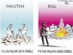 Cartoonist Chip Bok  Chip Bok's Editorial Cartoons 2005-10-13 natural