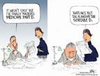 Cartoonist Chip Bok  Chip Bok's Editorial Cartoons 2006-01-19 taxpayer