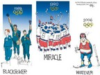 Chip Bok  Chip Bok's Editorial Cartoons 2006-02-28 1980 Olympics