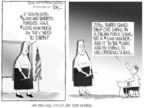 Cartoonist Chip Bok  Chip Bok's Editorial Cartoons 2006-06-12 public