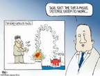 Cartoonist Chip Bok  Chip Bok's Editorial Cartoons 2006-07-11 North Korea