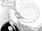 Cartoonist Chip Bok  Chip Bok's Editorial Cartoons 2006-08-27 New Orleans