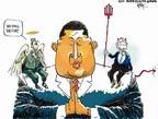 Cartoonist Chip Bok  Chip Bok's Editorial Cartoons 2006-09-22 Cuba