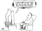 Cartoonist Chip Bok  Chip Bok's Editorial Cartoons 2006-10-23 safe