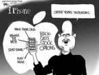 Cartoonist Chip Bok  Chip Bok's Editorial Cartoons 2007-01-11 Steve