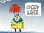 Cartoonist Chip Bok  Chip Bok's Editorial Cartoons 2007-02-05 climate change