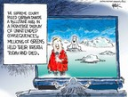 Cartoonist Chip Bok  Chip Bok's Editorial Cartoons 2007-04-04 climate change
