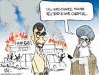 Cartoonist Chip Bok  Chip Bok's Editorial Cartoons 2007-07-02 maybe