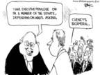 Cartoonist Chip Bok  Chip Bok's Editorial Cartoons 2007-07-03 ask