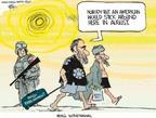 Cartoonist Chip Bok  Chip Bok's Editorial Cartoons 2007-07-24 summer