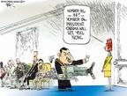 Cartoonist Chip Bok  Chip Bok's Editorial Cartoons 2007-07-27 Cuba