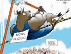 Cartoonist Chip Bok  Chip Bok's Editorial Cartoons 2007-07-30 steroids