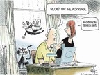 Cartoonist Chip Bok  Chip Bok's Editorial Cartoons 2007-08-20 real