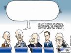 Cartoonist Chip Bok  Chip Bok's Editorial Cartoons 2007-11-09 2008 debate