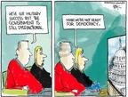 Cartoonist Chip Bok  Chip Bok's Editorial Cartoons 2007-12-21 maybe