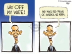 Cartoonist Chip Bok  Chip Bok's Editorial Cartoons 2008-05-29 pride