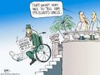 Cartoonist Chip Bok  Chip Bok's Editorial Cartoons 2004-11-12 Cuba