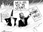Chip Bok  Chip Bok's Editorial Cartoons 2004-12-29 2004 election