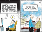 Cartoonist Chip Bok  Chip Bok's Editorial Cartoons 2008-10-27 000