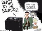Cartoonist Chip Bok  Chip Bok's Editorial Cartoons 2009-04-10 business economy