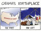 Cartoonist Chip Bok  Chip Bok's Editorial Cartoons 2009-08-05 far