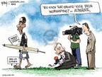Cartoonist Chip Bok  Chip Bok's Editorial Cartoons 2009-09-03 summer