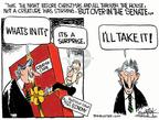 Chip Bok  Chip Bok's Editorial Cartoons 2009-12-22 'twas