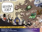 Cartoonist Chip Bok  Chip Bok's Editorial Cartoons 2010-05-03 ethnicity