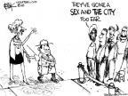 Cartoonist Chip Bok  Chip Bok's Editorial Cartoons 2010-05-29 far