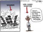 Cartoonist Chip Bok  Chip Bok's Editorial Cartoons 2010-08-18 2001