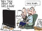 Cartoonist Chip Bok  Chip Bok's Editorial Cartoons 2010-09-07 George W. Bush