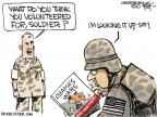Cartoonist Chip Bok  Chip Bok's Editorial Cartoons 2010-10-02 Afghanistan