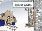 Cartoonist Chip Bok  Chip Bok's Editorial Cartoons 2010-12-13 bipartisan