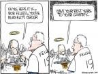 Cartoonist Chip Bok  Chip Bok's Editorial Cartoons 2010-12-16 saint