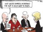 Cartoonist Chip Bok  Chip Bok's Editorial Cartoons 2010-12-23 nuclear weapon