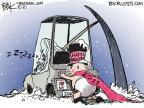 Cartoonist Chip Bok  Chip Bok's Editorial Cartoons 2010-12-30 2011