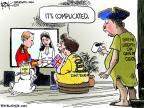 Cartoonist Chip Bok  Chip Bok's Editorial Cartoons 2011-04-29 cool