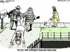 Cartoonist Chip Bok  Chip Bok's Editorial Cartoons 2011-05-02 Al Qaeda